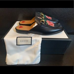 GUCCI PRINCETOWN FLOWER PATCH